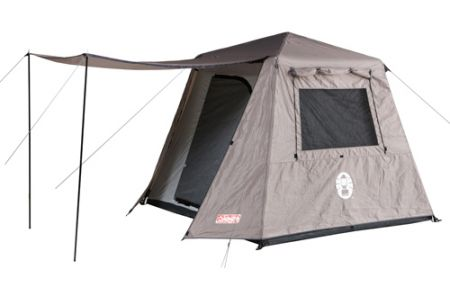 Coleman Instant Up - 4 person tent  sc 1 st  Atherton Gas u0026 C&ing & Atherton Gas u0026 Camping :: Coleman Instant Up - 4 person tent